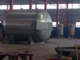 オートクレーブのゴム製オートクレーブか加硫タンク