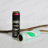 L'aerosol di alluminio dello spruzzo della foschia può per lo spruzzo di profumo del corpo (PPC-AAC-030)