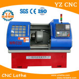 con el torno del CNC de la reparación del borde de la aleación del digitizador