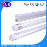Les meilleurs tubes de l'aluminium 4FT 18W 1800lm DEL T8 des prix