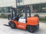 Heli Forklift Diesel de 3 toneladas com motor de Isuzu