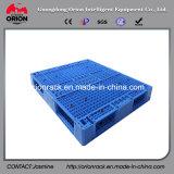 HDPE van de Container van de opslag de Dubbele Zij Plastic Pallet van het Net