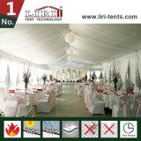 Wasserdichtes feuerfestes Weiß Belüftung-Dach-Hochzeitsfest-im Freienzelt