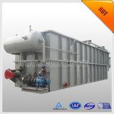 Flotación de aire disuelta; para la separación sólida y líquida