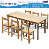 Favorable al medio ambiente de madera preescolar Furniture (HC-2401-1C)