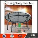 Spitzenverkauf HDPE im Freien Plastikklapptisch rund (JC-TE56)