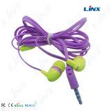 Os melhores fones de ouvido coloridos com cabos lisos