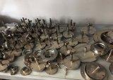 Borde del acero inoxidable de la asamblea del sellado al vacío del horno de tubo