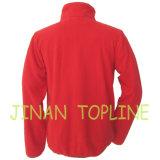 Men Outdoors Microfleece Long Zipper Casual Jacket