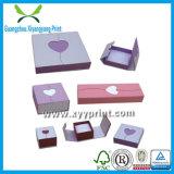 Fabrikmäßig hergestellte Qualität und preiswerter kundenspezifischer Papierschmucksache-Kasten