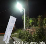 80W All in Un LED Solar Street Light per Outside