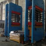 Máquina Vulcanizing de borracha do Vulcanizer da imprensa da placa hidráulica