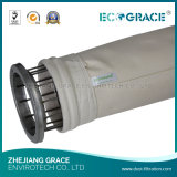 Beständiger Nomex Filterstoff-Luftfilter-Hochtemperaturbeutel für industriellen Dampfkessel-Rauch