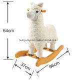 Factory Supply Rocking Horse Aipaca