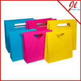Bolsas de papel biodegradables de Kraft