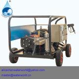 Het Schonere Water die van de hoge druk Machine 500bar vernietigen