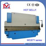 Máquina do freio da imprensa hidráulica (WC67Y-125/2500)