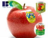 Apple tagliato inscatolato delizia in stagni