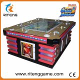 Juego de la ranura del casino de rey Fishing Machine Arcade Amusement del dragón