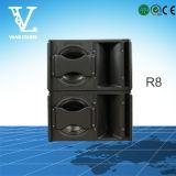 R8 определяют 8 '' малая линия диктор блока стерео