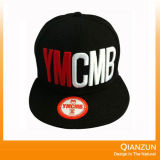 Tampão do Snapback da borda da camurça de Customed Acrilc
