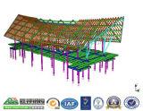 Estructura de acero fabricado Almacén
