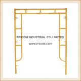 Рамки ремонтины желтого порошка Bj-Типа Coated