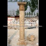 De antieke Kolom van het Calcium voor Decoratie mcol-319 van het Huis