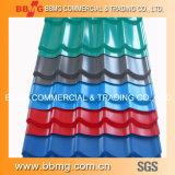 Prepaintedか、またはカラー上塗を施してある波形の鋼鉄ASTM PPGI屋根瓦材料または熱いまたは冷間圧延される鋼鉄コイルに屋根を付ける