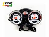 Indicateur de vitesse de pièce de la moto Ww-7275 pour Qj125-C/-6c/-6k/-21p