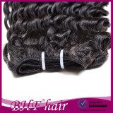 do vison brasileiro do cabelo reto do Virgin de 3bundles 7A pacotes brasileiros brasileiros do Weave do cabelo do cabelo humano das extensões do cabelo reto