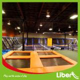 Libenは子供および大人のための屋内トランポリン公園をカスタマイズした