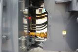 carregador da roda da máquina da construção 5t com A/C, manche, Cummins Engine, motor de Weichai