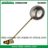 ニッケルによってめっきされる真鍮の浮遊物の球弁(AV5020)