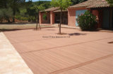 Decking de madeira do revestimento WPC de Deco