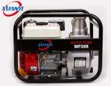 Tipo Gx200 de Honda bomba de água Wp30X do motor de gasolina de 3 polegadas
