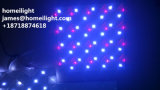 los 2*2FT RGB 3in1 LED Dance Floor iluminado para el banquete de boda de DJ LED Dance Floor LED
