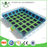 직업적인 Trampoline Park Manufacturer Kids Indoor Trampoline Bed, Indoor Trampolin, Sale를 위한 Trampolin Bed