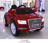 車A8lの子供の電気自動車の赤ん坊の乗車