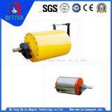 Rodillo magnético de tambor/permanente del precio de fábrica para el mineral de Fe/Iron (7000Guass)