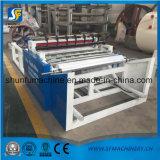 Máquina de enrollamiento del tubo de base de papel del espiral de la fábrica de máquina de papel del arranque de cinta