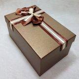 Упаковывать одежды/галстука/одежды/рубашки/шарфов коробки подарка бумажный