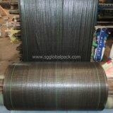 Cerca tejida PP del légamo de la fábrica de China del geotextil