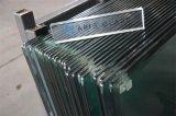 Impressão colorida ou geada Vidro / Ácido Etched Vidro temperado Ducha Vidro Interior Porta Vidro