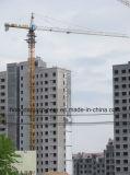 Guindaste de torre do grupo de Hongda com carga máxima de 3 a 25 toneladas