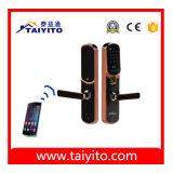 Управлением APP телефона низкой цены Doorlock фингерпринта дистанционным водоустойчивый биометрический