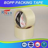 Nastro trasparente dell'imballaggio dell'alta aderenza BOPP