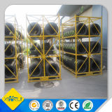 Entrepôt de stockage mobile Stacking rack Tire Rack