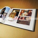 Impression de livre de photographie d'impression de livre de livre À couverture dure