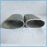 Tubi ovali ellittici dell'acciaio inossidabile per le balaustre